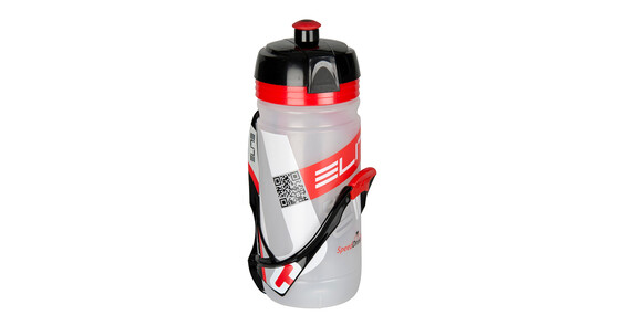 Elite Corsa Cannibal - Système d'hydratation - 550 ml transparent
